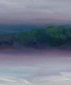Rainy sunrise sketch, with grey - detail - 25 feb 10