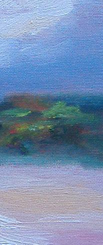 Detail - oil sketch - 26 Feb 10