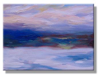 Sunset Landscape – 3 Mar 2010