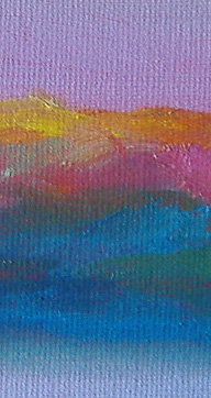 Detail of color study