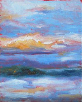 NH sunrise #2 - 13 jan 2011