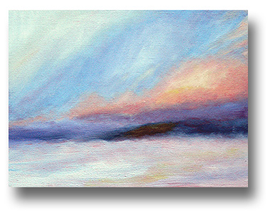 Sunset – Sunrise Paintings