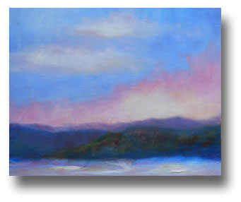 Peach sunrise – 3 Feb 2011