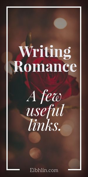 Resources for writing romances