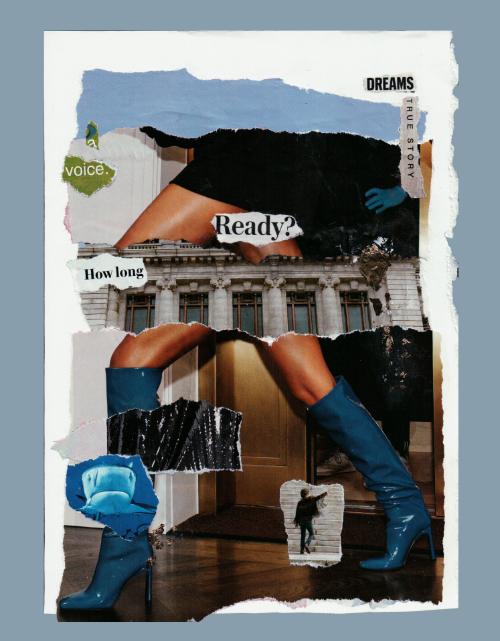 Dreams - True Story collage
